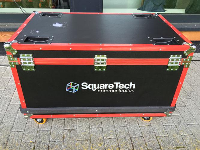 rangement écrans led squaretech