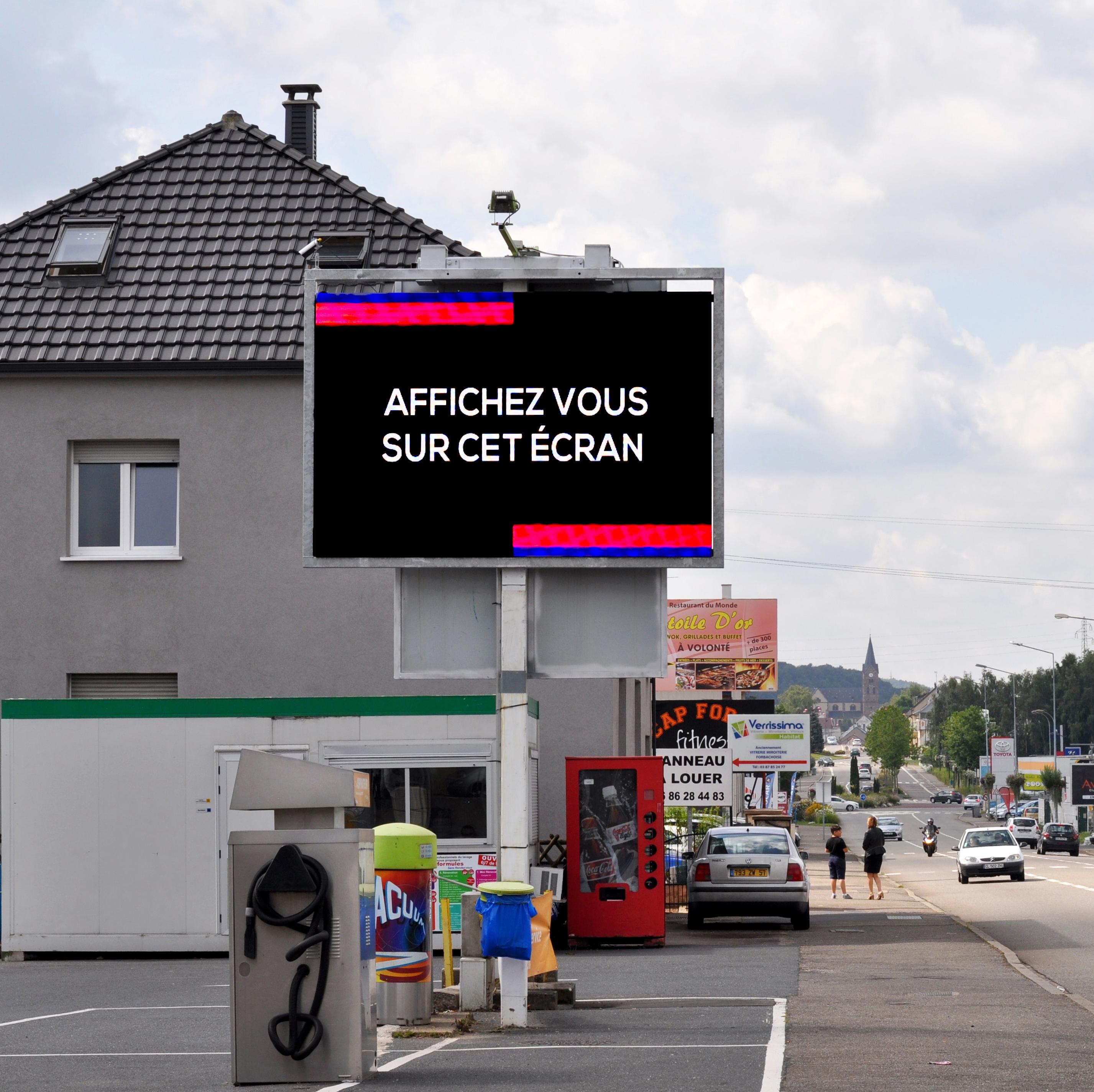 régie publicitaire Forbach
