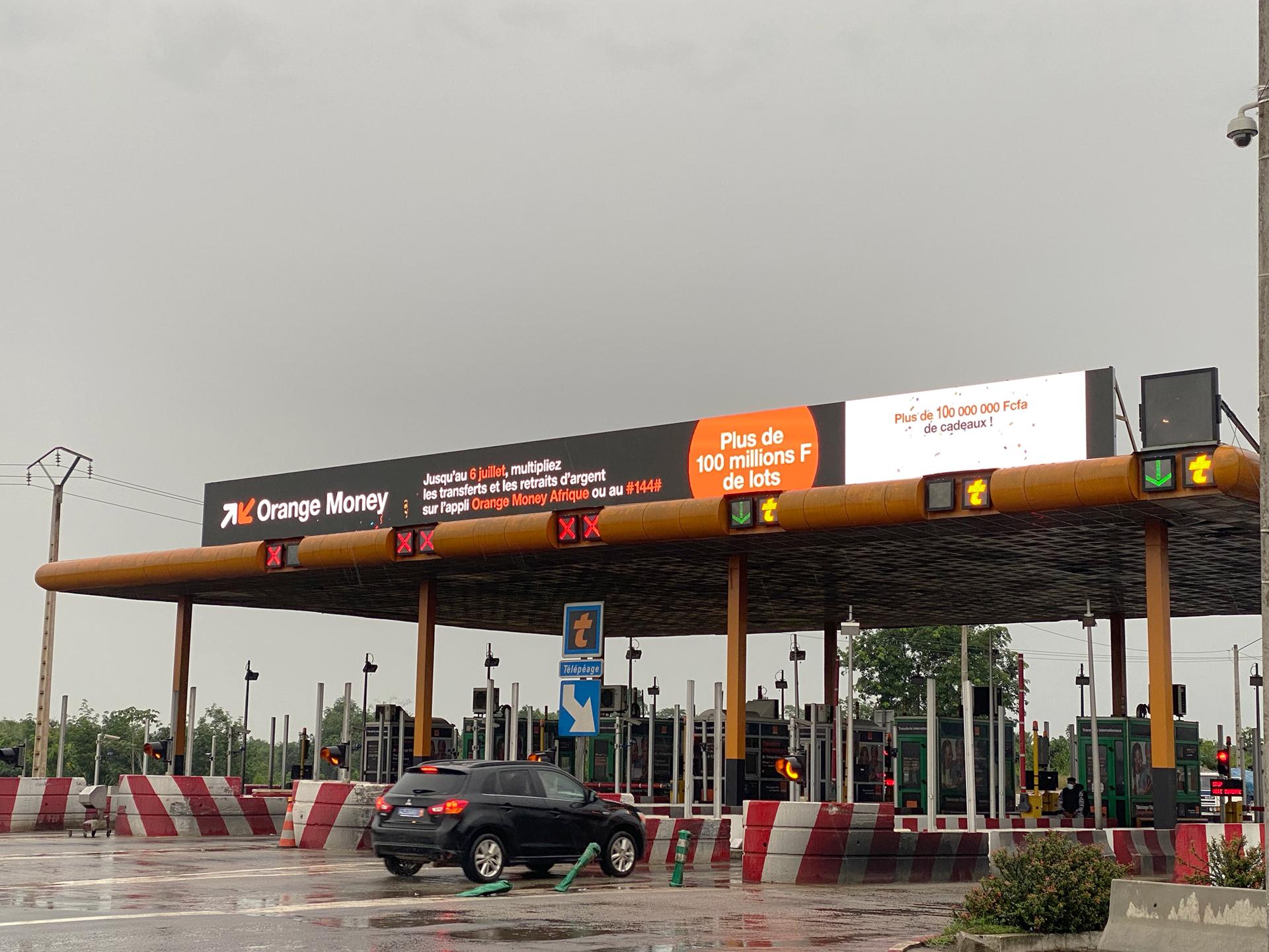 Banner Led Abidjan